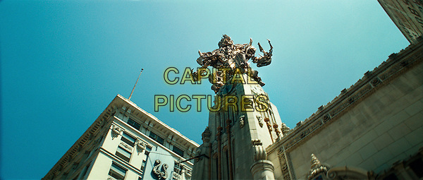 MEGATRON.in Transformers .**Editorial Use Only**.CAP/FB.Supplied by Capital Pictures