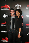 ESPN Talent Jesse Palmer and Sage Steele Attend ESPN The Magazine Presents the 10th Annual Pre-Draft Party Held at The IAC Building, NY 4/24/13