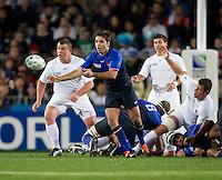 Rugby World Cup Auckland  England v France  Quarter Final 2 - 08/10/2011.DIMITRI YACHVILI (France).Photo Frey Fotosports International/AMN Images