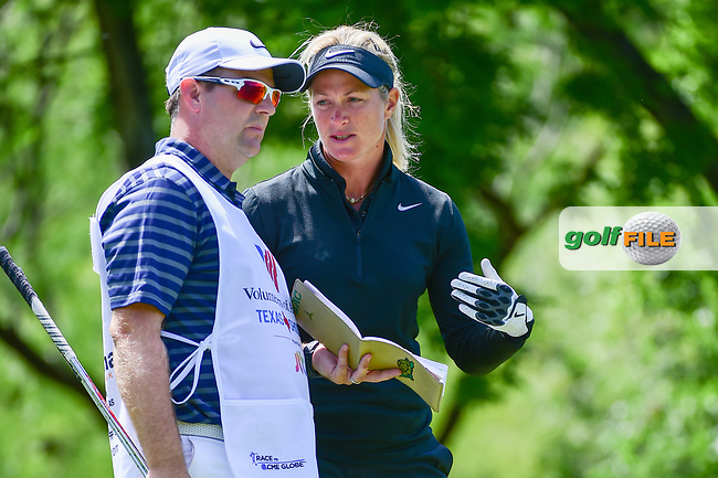 Suzann Pettersen (NOR) prepares to tee off on 13 during round 1 of  the Volunteers of America Texas Shootout Presented by JTBC, at the Las Colinas Country Club in Irving, Texas, USA. 4/27/2017.<br /> Picture: Golffile | Ken Murray<br /> <br /> <br /> All photo usage must carry mandatory copyright credit (&copy; Golffile | Ken Murray)