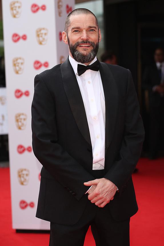 Fred Sirieix<br />  arriving at the Bafta Tv awards 2017. Royal Festival Hall,London  <br /> ©Ash Knotek