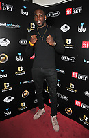 Marcel Somerville at the Ultimate Boxxer III professional boxing tournament, indigO2 at The O2, Millennium Way, Greenwich, London, England, UK, on Friday 10th May 2019.<br /> CAP/CAN<br /> &copy;CAN/Capital Pictures