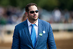 October 06 2018 : Brad Cox after the Thoroughbred Club of America States at Keeneland Racecourse on October 05, 2018 in Lexington, Kentucky. Evers/ESW/CSM