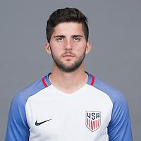 Miami, FL - Monday, March 21, 2016: U.S. Men's U-23 head shots.