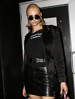 www.acepixs.com<br /> <br /> September 10 2017, New York City<br /> <br /> Model Andreja Pejic at the Prabal Gurung fashion show during New York Fashion Week: The Shows at Gallery 2, Skylight Clarkson Sq on September 10, 2017 in New York City.<br /> <br /> By Line: Nancy Rivera/ACE Pictures<br /> <br /> <br /> ACE Pictures Inc<br /> Tel: 6467670430<br /> Email: info@acepixs.com<br /> www.acepixs.com
