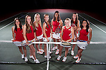 2013-14 Women's Tennis Portraits