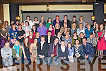 RETIREMENT: Breda Dennehy, Strand Street, Tralee (seated 5th left) who retired from KGH after 35 years celebrating with family and friends at the Abbeygate hotel, Tralee on Friday.