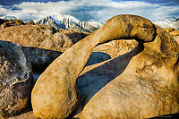 Mount Whitney, Alabama Hills, California