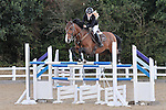 Class 7. British Showjumping (BS) Seniors. Brook Farm Training Centre. Essex. 01/10/2016. MANDATORY Credit Ellen Szalai/Sportinpictures - NO UNAUTHORISED USE - 07837 394578