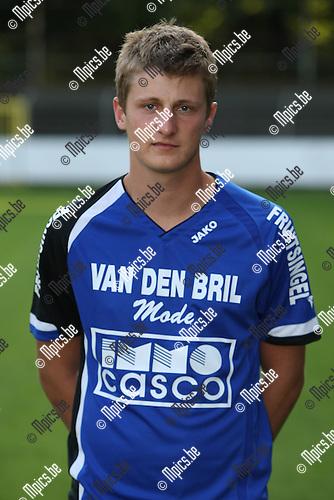 2008-07-29 / Voetbal / seizoen 2008-2009 / Rupel-Boom / Wilssens Thijs..Foto: Maarten Straetemans (SMB)