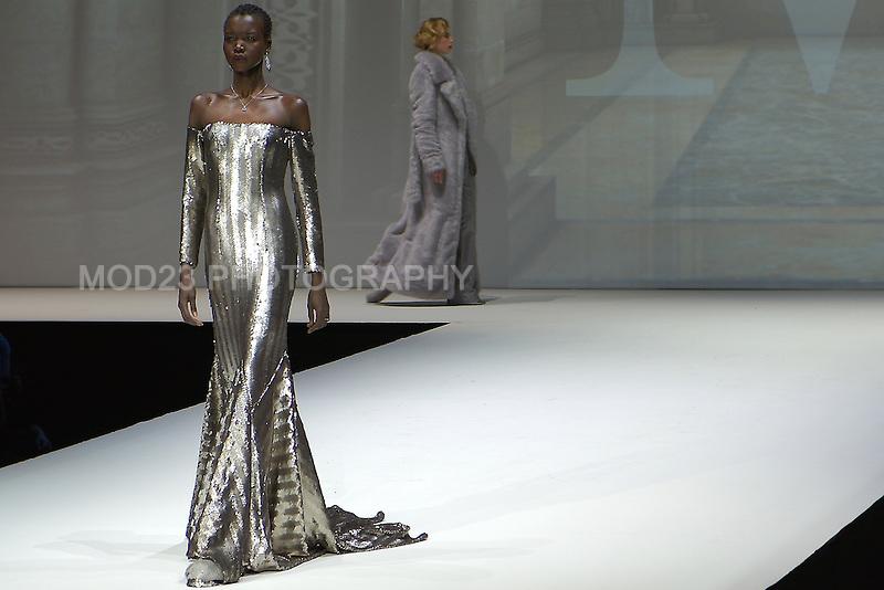 Malan BretonBreton Spring/Summer 2017 at Style Fashion Week New York Malan Breton's A/W 17 Women's and Men's Collection at NYFW Runway