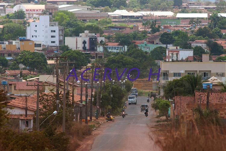 Paragominas, Par&aacute;, Brasil.<br /> Foto Paulo Santos<br /> 04/11/2009