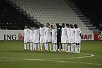 Al Sadd vs Pakhtakorduring the 2011 AFC Champions League Group B match on March 16, 2011 at the Jassim Bin Hamad Stadium in Doha, Qatar. Photo by Adnan Hajj / World Sport Group