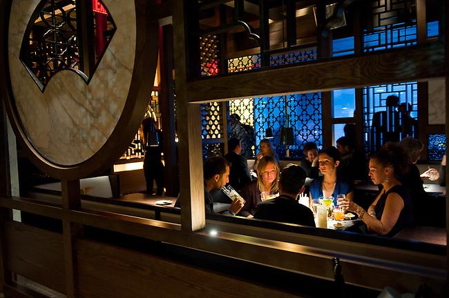 Hakkasan New York grand opening and cocktail reception