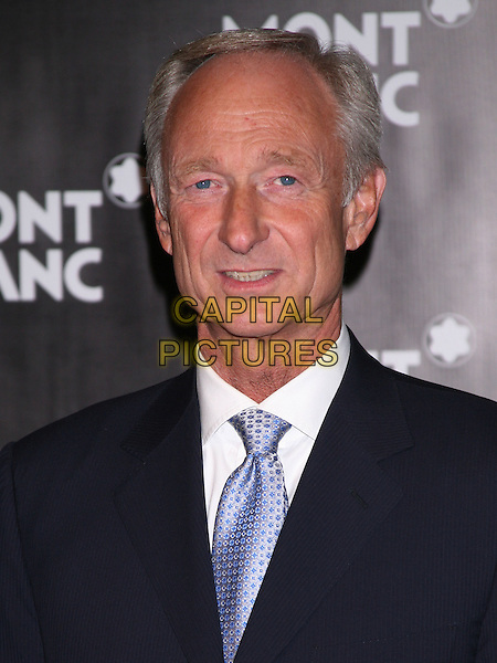 LUTZ BETHGE (CEO of Montblanc International) .attend the Global Launch of the Montblanc John Lennon Edition at Jazz@Lincoln Center, New York, NY, USA, September 12th, 2010..portrait headshot blue tie .CAP/LNC.©TOM/LNC/Capital Pictures.