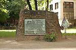 Samuel Adams Grave in the Granary Burying Ground