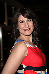 Stephanie J. Block attending the 2013 Tony Awards Meet The Nominees Junket  at the Millennium Broadway Hotel in New York on 5/1/2013...