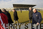 Gneeveguilla v  Saint James in their AIB  Intermediate club Football Championship Semi Final at Mallow GAA Grounds on Sunday 30th January 2011.