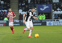 Adam Hammill in the St Mirren v Hamilton Academical Scottish Professional Football League Ladbrokes Premiership match played at the Simple Digital Arena, Paisley on 1.12.18.