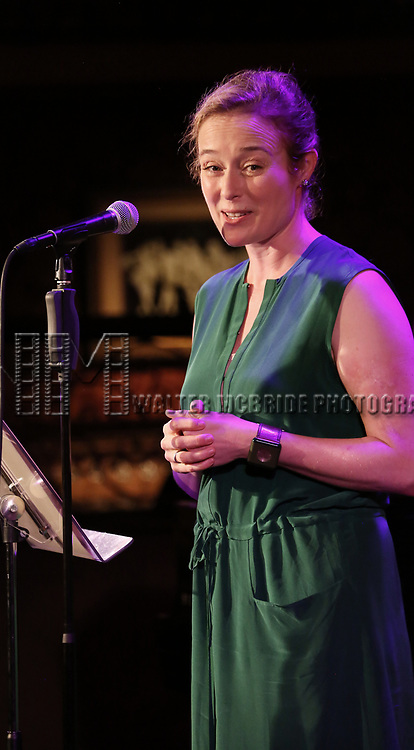 Jennifer Ehle attends 2017 New York Drama Critics' Circle Awards Reception at Feinstein's/54 Below on May 18, 2017 in New York City.
