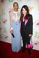 LSO ANGELES, CA - October 05: Leona Lewis, Lisa Vanderpump, At 2017 Awareness Film Festival - Opening Night Premiere Of 'The Road To Yulin And Beyond' At Regal LA Live Stadium 14 In California on October 05, 2017. LSO ANGELES, CA - October 05: Leona Lewis, Lisa Vanderpump, At 2017 Awareness Film Festival - Opening Night Premiere Of 'The Road To Yulin And Beyond' At Regal LA Live Stadium 14 In California on October 05, 2017. <br /> CAP/MPI/FS<br /> &copy;FS/MPI/Capital Pictures