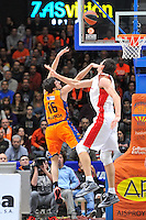Vives vs Marjanovic<br /> Euroleague - 2014/15<br /> Regular season Round 8<br /> Valencia Basket vs Crvena Zvezda Telecom Belgrade