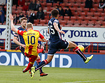 04.05.2018 Partick Thistle v Ross County: Chris Erskine scores for Partick Thistle