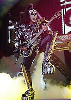 Kiss - Sheffield Arena 2010