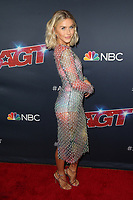 HOLLYWOOD, CA - SEPTEMBER 10: Julianne Hough at America's Got Talent Season 14 Live Show Red Carpet at The Dolby Theatre in Hollywood, California on September 10, 2019. Credit: Faye Sadou/MediaPunch