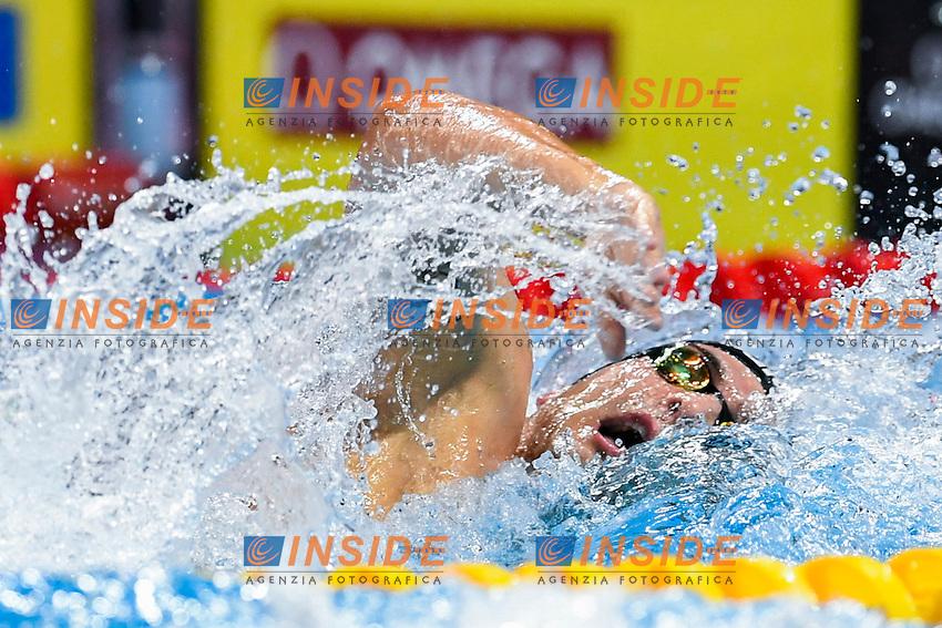 DETTI Gabriele<br /> Men 400m Freestyle<br /> 13th Fina World Swimming Championships 25m <br /> Windsor  Dec. 6th, 2016 - Day01<br /> WFCU Centre - Windsor Ontario Canada CAN <br /> 20161206 WFCU Centre - Windsor Ontario Canada CAN <br /> Photo &copy; Giorgio Scala/Deepbluemedia/Insidefoto