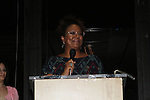 Harriet Cole Media's Harriet Cole Attends the 7th Annual African American Literary Awards Held at Melba's Restaurant, NY  9/22/11