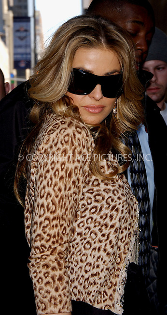 WWW.ACEPIXS.COM . . . . .  ....NEW YORK, APRIL 10, 2006....Carmen Electra after a guest appearance at TRL.....Please byline: AJ Sokalner - ACEPIXS.COM.... *** ***..Ace Pictures, Inc:  ..Philip Vaughan (212) 243-8787 or (646) 769 0430..e-mail: info@acepixs.com..web: http://www.acepixs.com