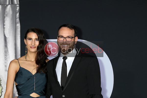 """Guest, Dana Brunetti<br /> at the """"Fifty Shades Darker"""" World Premiere, The Theater at Ace Hotel, Los Angeles, CA 02-02-17<br /> David Edwards/DailyCeleb.com 818-249-4998"""