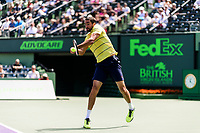 MARIN CILIC (CRO)<br /> <br /> MIAMI OPEN, CRANDON PARK, KEY BISCAYNE, FLORIDA, USA<br /> ATP 1000, WTA PREMIER MANDATORY<br /> MEN &amp; WOMEN<br /> <br /> &copy; TENNIS PHOTO NETWORK