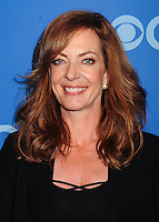 NEW YORK CITY, NY, USA - MAY 14: Allison Janney at the 2014 CBS Upfront held at Carnegie Hall on May 14, 2014 in New York City, New York, United States. (Photo by Celebrity Monitor)