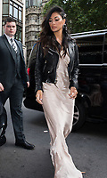 LONDON, ENGLAND - AUGUST 31: Nicole Scherzinger arrives at The Dorchester Hotel of the launch of her debut fragrance ''Chosen by Nicole Scherzinger' on August 31, 2017 in London, England.<br /> CAP/JOR<br /> &copy;JOR/Capital Pictures /MediaPunch ***NORTH AND SOUTH AMERICAS ONLY***