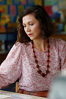 Maggie Gyllenhaal  <br /> The Kindergarten Teacher (2018) <br /> *Filmstill - Editorial Use Only*<br /> CAP/RFS<br /> Image supplied by Capital Pictures