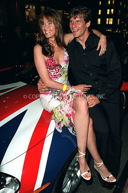 "CAROL ALTand ALEXEI YASHIN attending the New York Premiere of ""Austin Powers in Goldmember"" at Barney's New York on Madison Avenue in New York. July 24, 2002. Please byline: Alecsey Boldeskul/NY Photo Press.   ..*PAY-PER-USE*      ....NY Photo Press:  ..phone (646) 267-6913;   ..e-mail: info@nyphotopress.com"