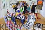 Members of the Youthreach Programme in KDYS Listowel are putting the final touches to their crafts for the Hallowe'en Parade taking place tomorrow (Friday) at 6.15pm from the Library. Pictured at the front were: Jonathon O'Brien, Sheila Costelloe, Danny Simpson, Stephen McCarthy. Pictured at the back were: Aileen McKenna, Tim O'Connor, Maura McDermott, Thomas Dillon, Sharon Frost and Emil Michalak, Derice Barry, Alan Mahoney and David Enright.