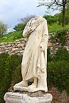 Headless Statue At Ephesus