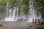 Waterfall in Phnom Kulen National Park