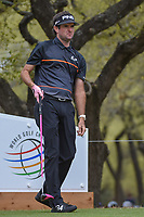 Bubba Watson (USA) watches his tee shot on 1 during day 3 of the World Golf Championships, Dell Match Play, Austin Country Club, Austin, Texas. 3/23/2018.<br /> Picture: Golffile | Ken Murray<br /> <br /> <br /> All photo usage must carry mandatory copyright credit (&copy; Golffile | Ken Murray)