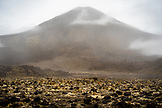 NEW ZEALAND, Tongariro National Park, Mount Ngauruhoe from the Tongariro Alpine Crossing,  Ben M Thomas
