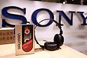 Sony's Walkman 40th anniversary exhibition