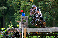 NZL-James Avery rides One Of A Kind during the Cross Country for the CCIO4*-L FEI Nations Cup Eventing. 2019 Military Boekelo-Enschede International Horse Trials. Saturday 12 October. Copyright Photo: Libby Law Photography