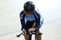 Fiona Southorn competes in the Master Women 4 500m Time Trial at the Age Group Track National Championships, Avantidrome, Home of Cycling, Cambridge, New Zealand, Wednesday, March 15, 2017. Mandatory Credit: © Dianne Manson/CyclingNZ  **NO ARCHIVING**