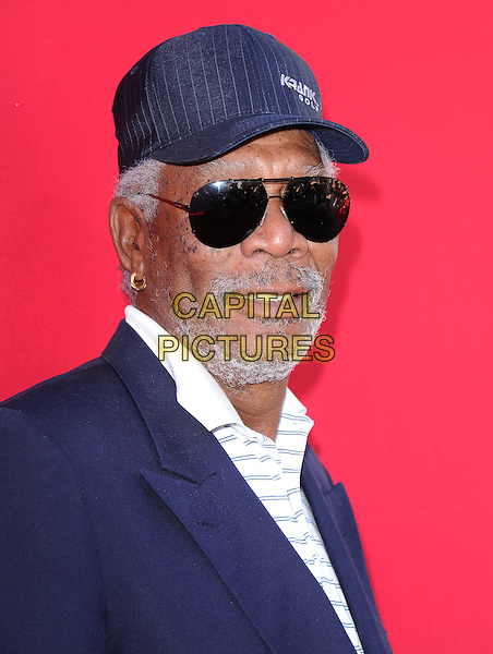 Morgan Freeman attends The Warner Bros' Pictures L.A. Premiere of The Lego Movie held at The Regency Village in Westwood, California on February 01,2014                                                                                <br /> CAP/DVS<br /> &copy;Debbie VanStory/Capital Pictures