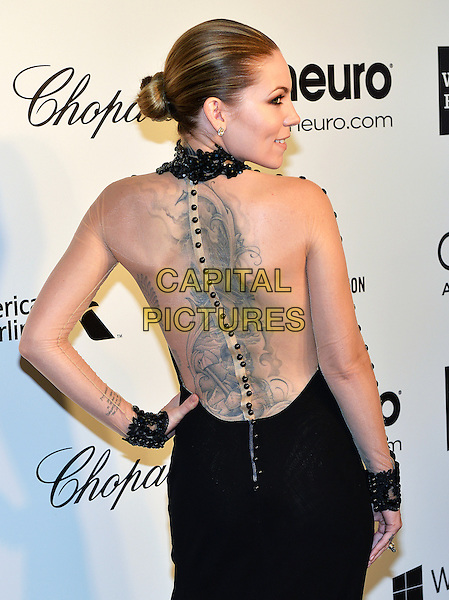 02 March 2014 - West Hollywood, California - Skylar Grey. 22nd Annual Elton John Academy Awards Viewing Party held at West Hollywood Park. <br /> CAP/ADM/CC<br /> &copy;CC/AdMedia/Capital Pictures