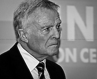 Max Mosley, former president of Formula One - London 2011