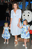 Imogen Thomas and her daughters Ariana Siena Horsley, Siera Aleira Horsley at the &quot;Thomas &amp; Friends: Big World! Big Adventures!&quot; UK film premiere, Vue West End, Leicester Square, London, England, UK, on Saturday 07 July 2018.<br /> CAP/CAN<br /> &copy;CAN/Capital Pictures